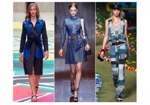 Défilé Vogue, tendances 2015.