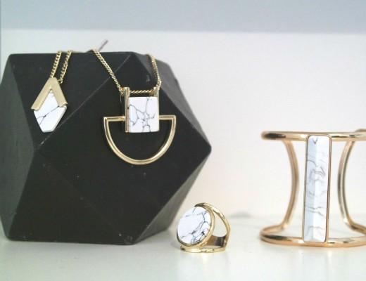 bijoux marbre