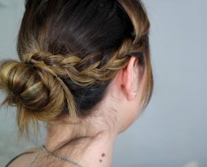 5 coiffures boho