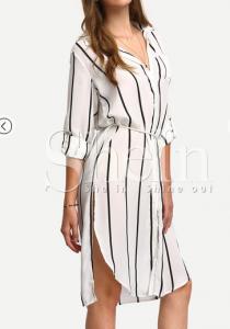 robe chemise shein