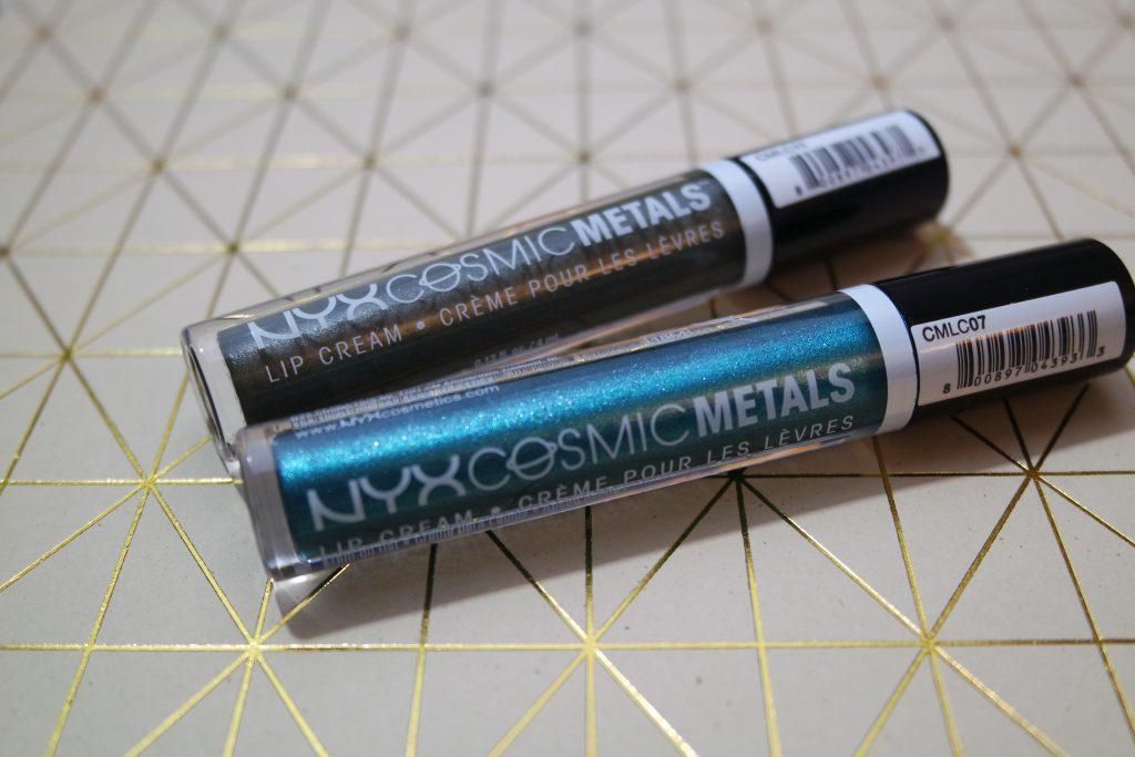 COSMIC METALS LIP CREAM