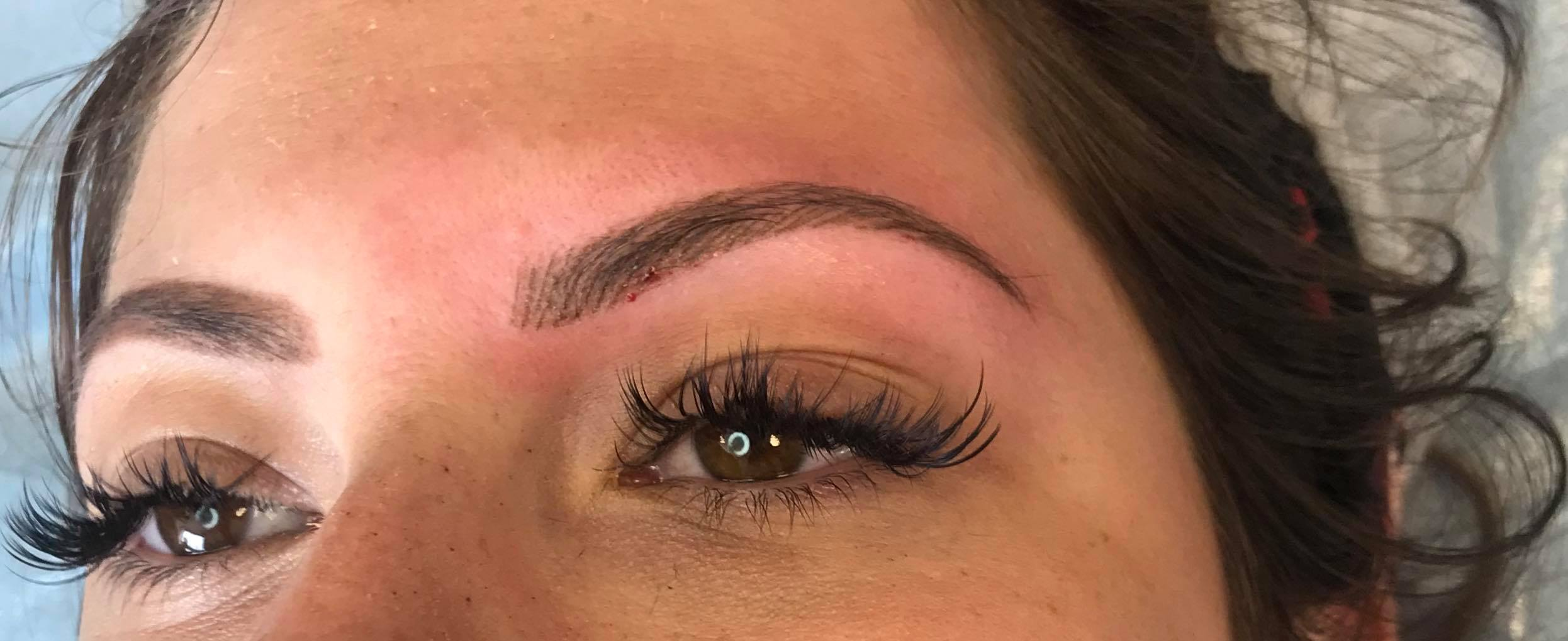 microblading, technique SOFTAP
