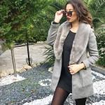 Mon manteau by JENNYFER !