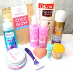 Pause cocooning – Mes produits !