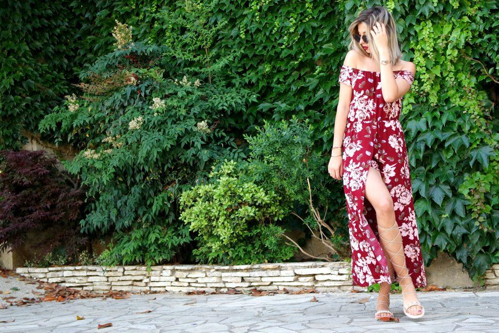 Robe short SHEIN